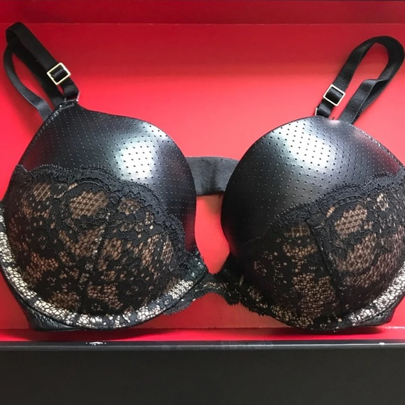 Victoria's Secret Other - Faux Leather bra